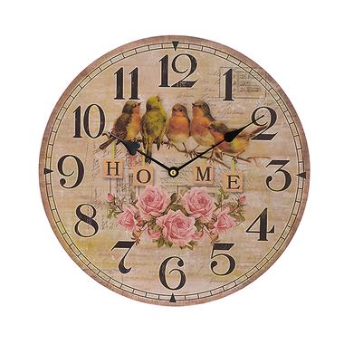 Часы настенные круглые (34см) 50689