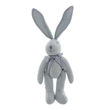 Мягкая игрушка голубой кролик (25см) AM10123-6