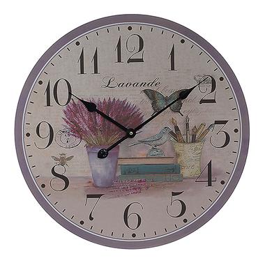 Часы настенные LAVANDE (58см) LHC-1
