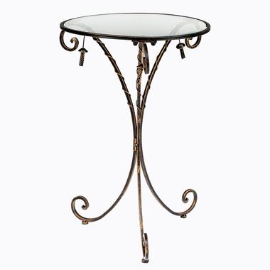 Кофейный столик «Бельфор» (королевская бронза) 8774