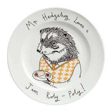 Тарелка Mr Hedgehog DG-DW-611