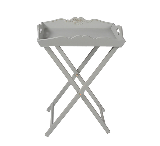 Столик прикроватный бирюзовый 94DH703A