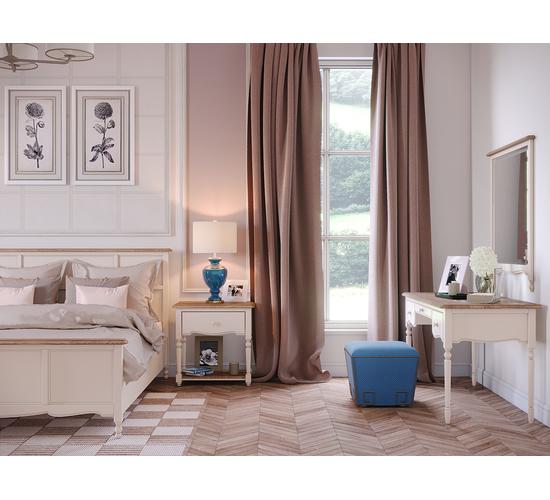 Кровать бежевый 120*200 Leblanc NH-LB137