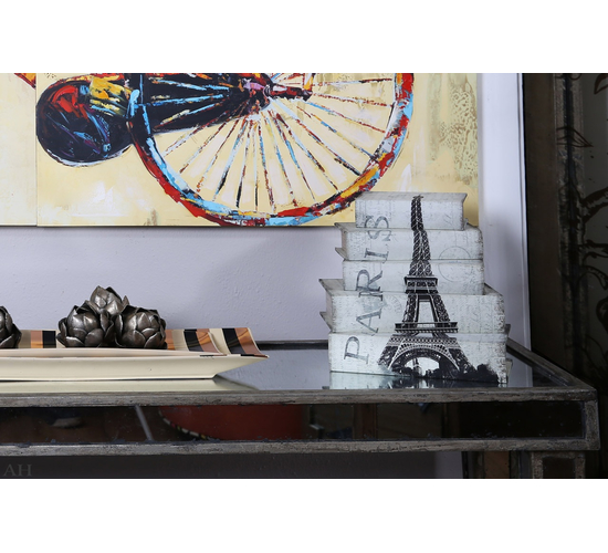 Шкатулки, муляж книг PARIS (5 шт) 33793