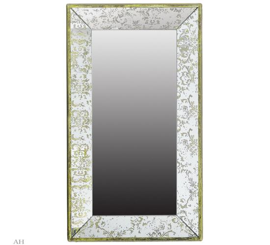 Зеркало настенное 33874-GOLD