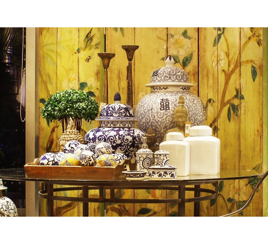 Декоративные шары (4 шт) D10 см, AV69761