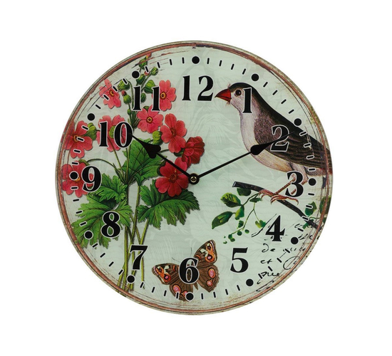 Настенные часы Fleur