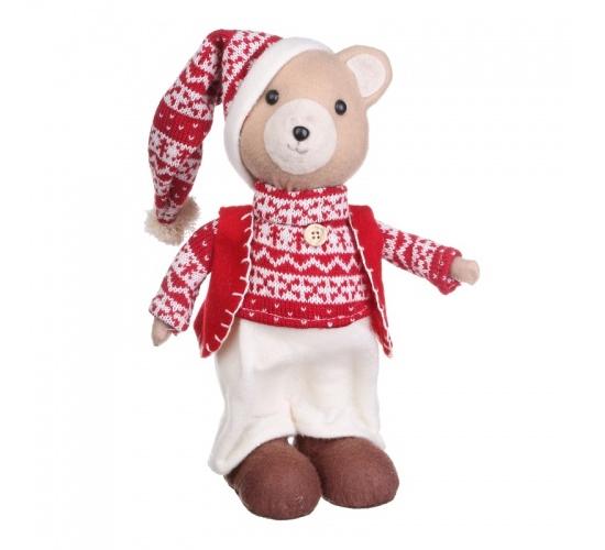 Новогодний мишка (мальчик) LJ87-0004