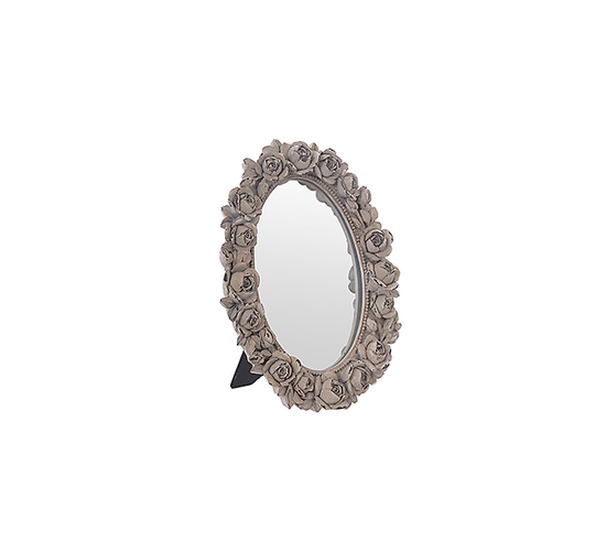 Зеркало настольное Розы TY11101-146Y