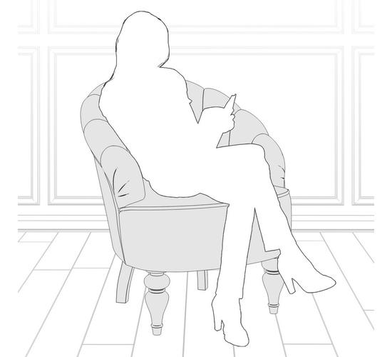 Кресло Шелли M15-W-0366