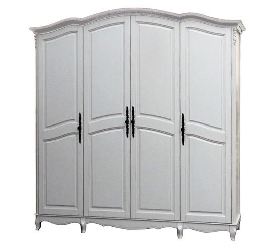 Шкаф 4-х дверный F6684 (S06)