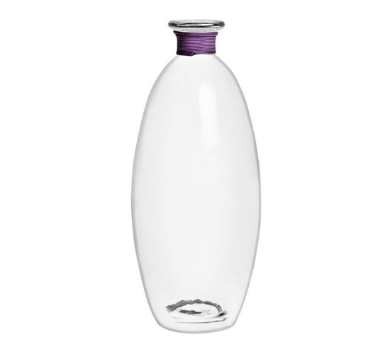 Бутыль стеклянная 9*22 см ANG2440