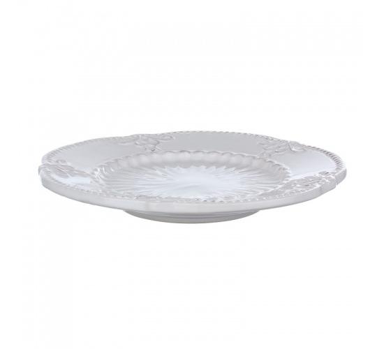 Тарелка S из грубой керамики DB08-0007