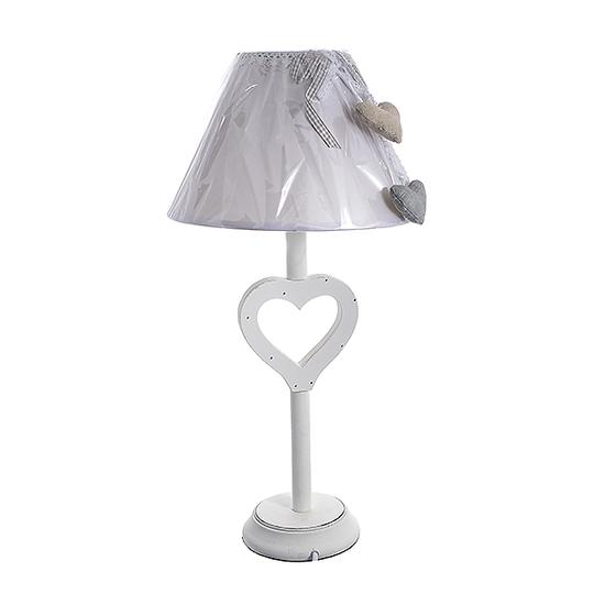 Настольная лампа Сердечко 510926