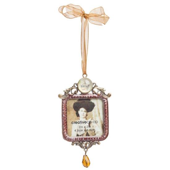 Подвесная декоративная фоторамка Principessa Yellow