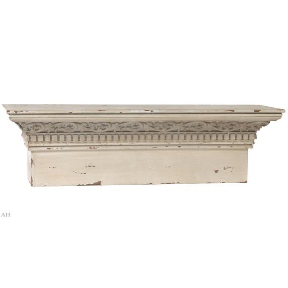 Консоль-кронштейн настенный декоративный 81 х 18 х 23 см 34128