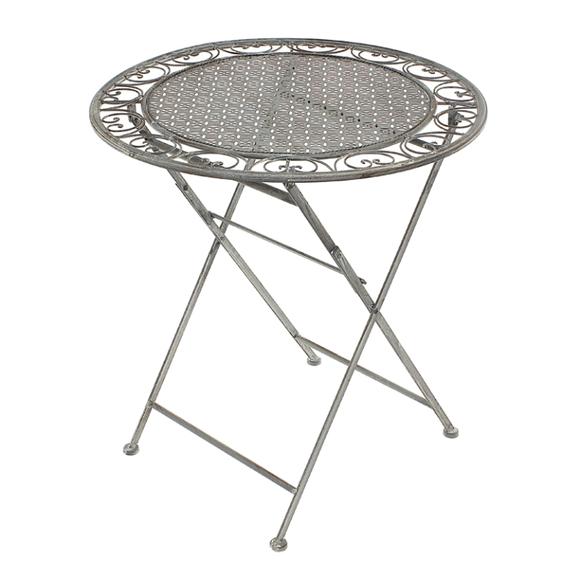 Стол  (завиток) 70*75 см
