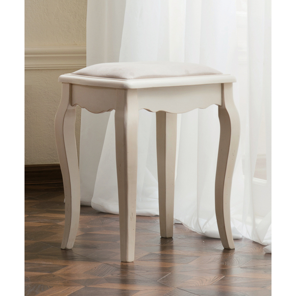 Табурет с мягким сиденьем к макияжному столику ST9313