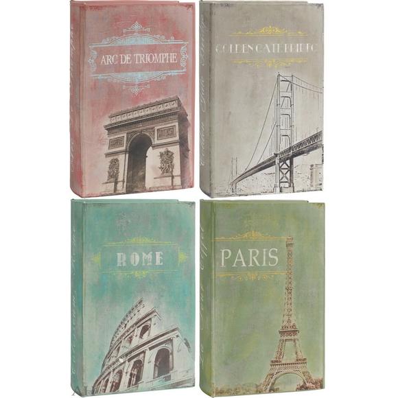 Шкатулки, муляж книг (4 шт) 31980