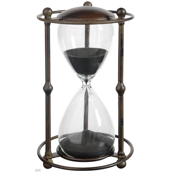Часы песочные 1 час 32082-BLAC