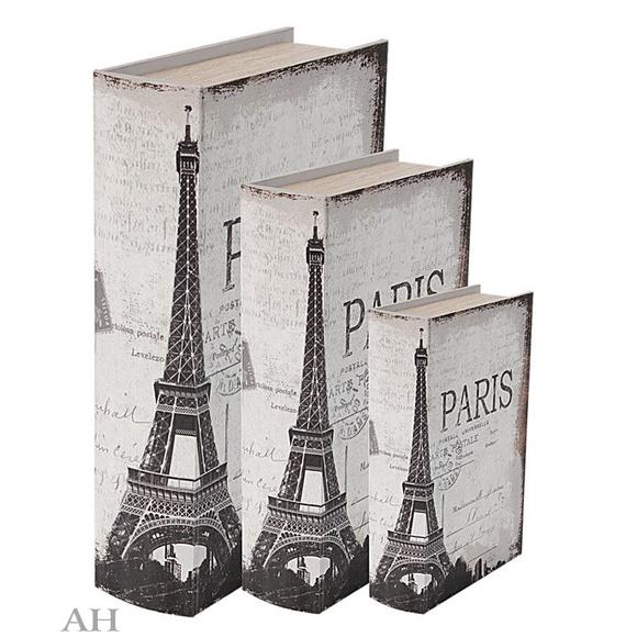 Шкатулки (3 шт) 32663 PARIS