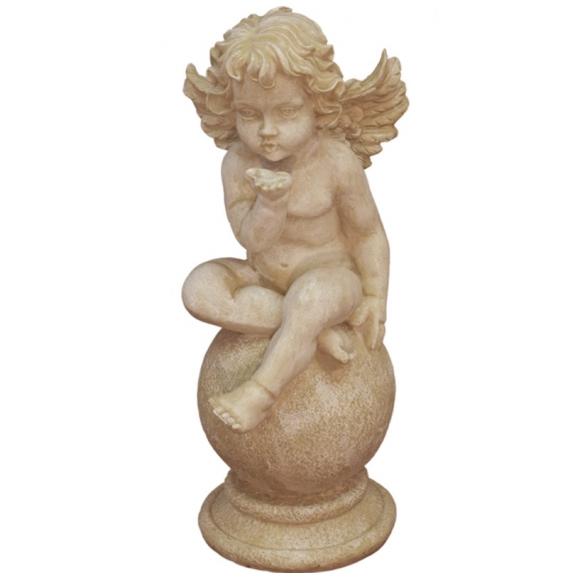 Ангел на шаре 33*13*17 см