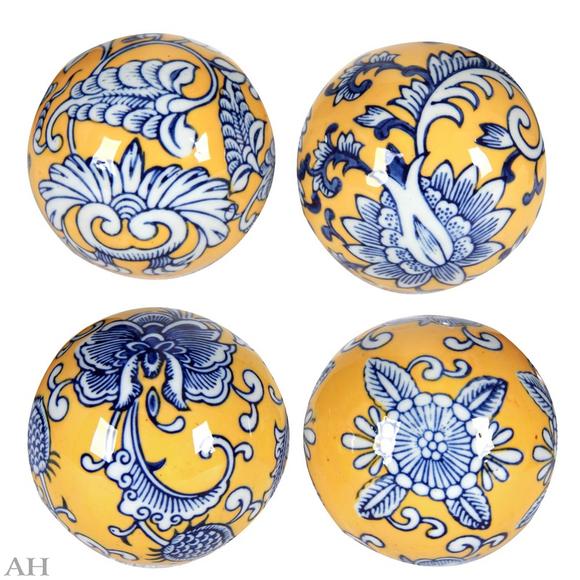 Декоративные шары (4 шт) D10 см, AV69762
