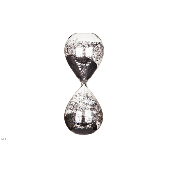 Часы песочные 1 час DH75017-BLAC