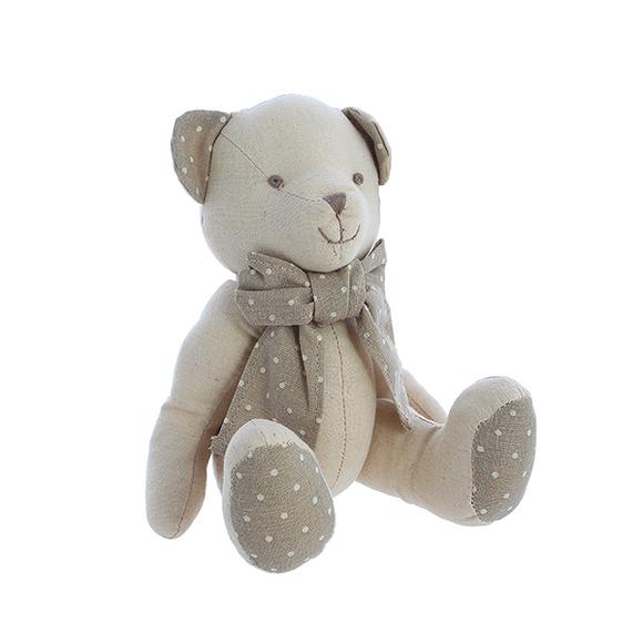 Мишка серый 26 см. G13SB040