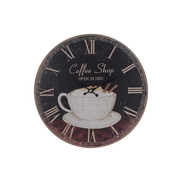 Часы Coffee Shop HLZ.7085