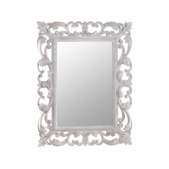 Зеркало в серой раме 64х6х84 SQ08-0006