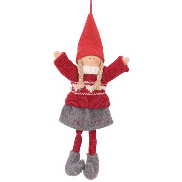 Тильда куклы подвесные (2) 20 см TW0084
