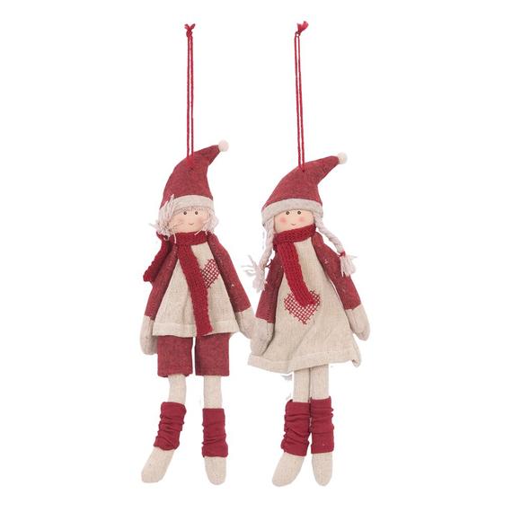 Тильда куклы подвесные (2) 25 см