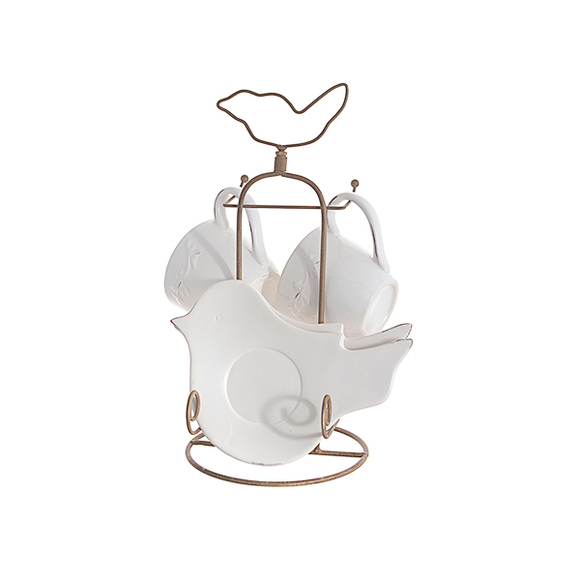 Чайный набор с птичкой 21066360