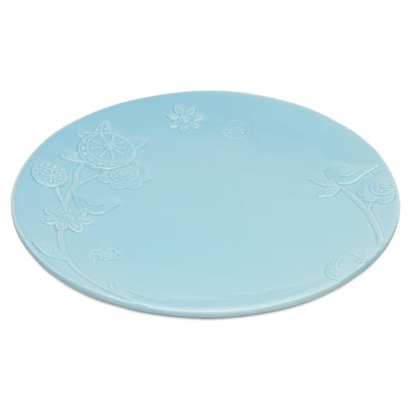 Тарелка L (отгружается по 4 шт.) 26*26*3 см