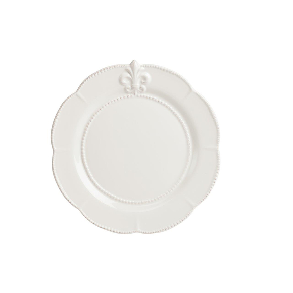 Тарелка Tess Cream