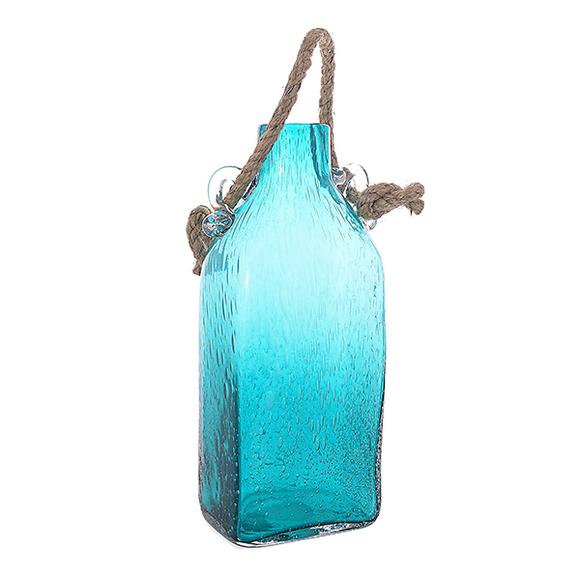 Ваза - бутыль Пузырьки 40 см HJ1355-40