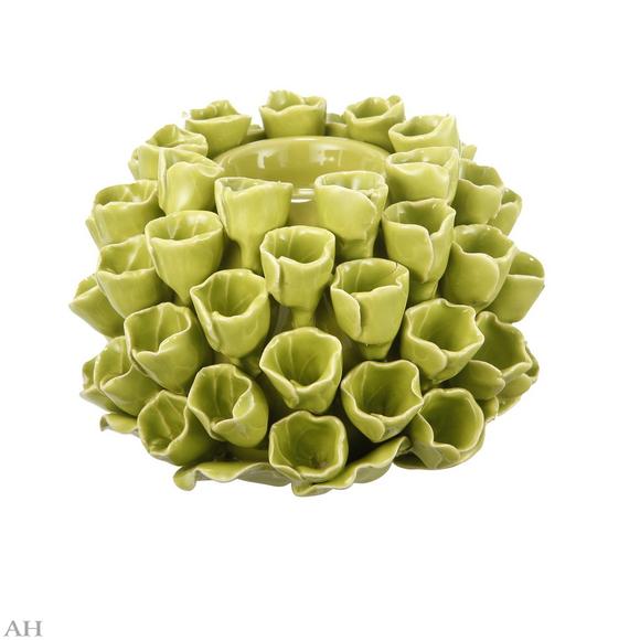 Подсвечник 15 х 15 х 10 см JC0099-GREE