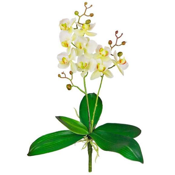 Орхидея куст 40 см Силикон RBF1011W